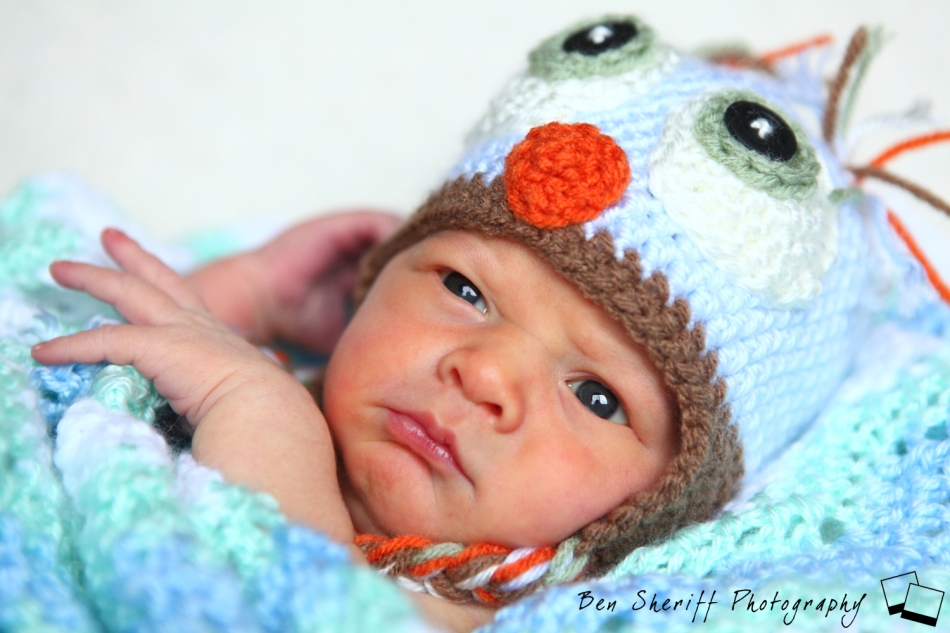 Auburn California Newborn Photographer