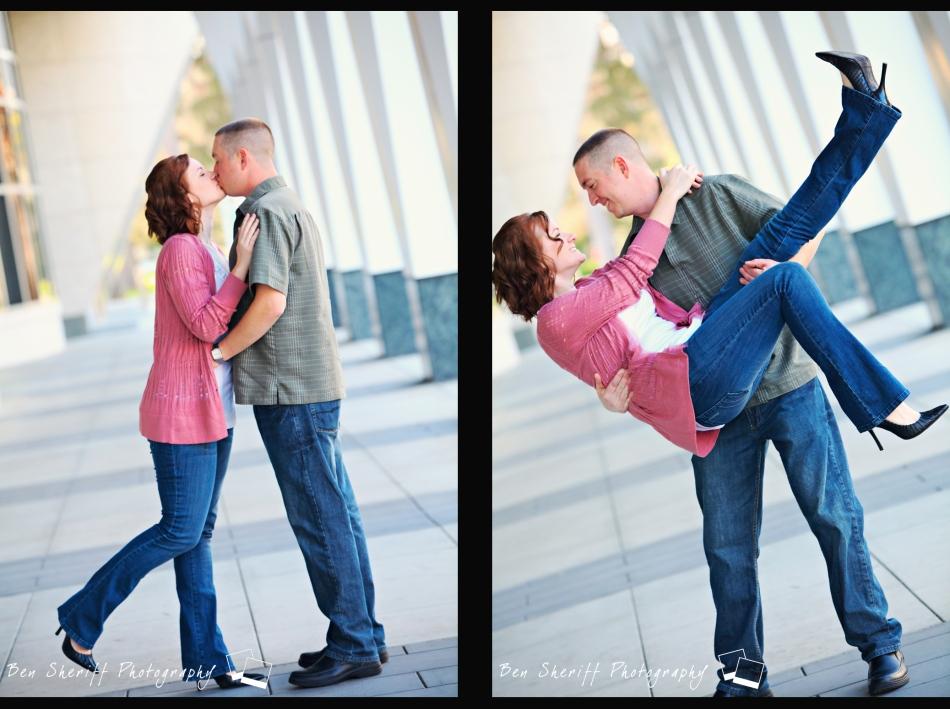 Sacramento California Engagement Photographer