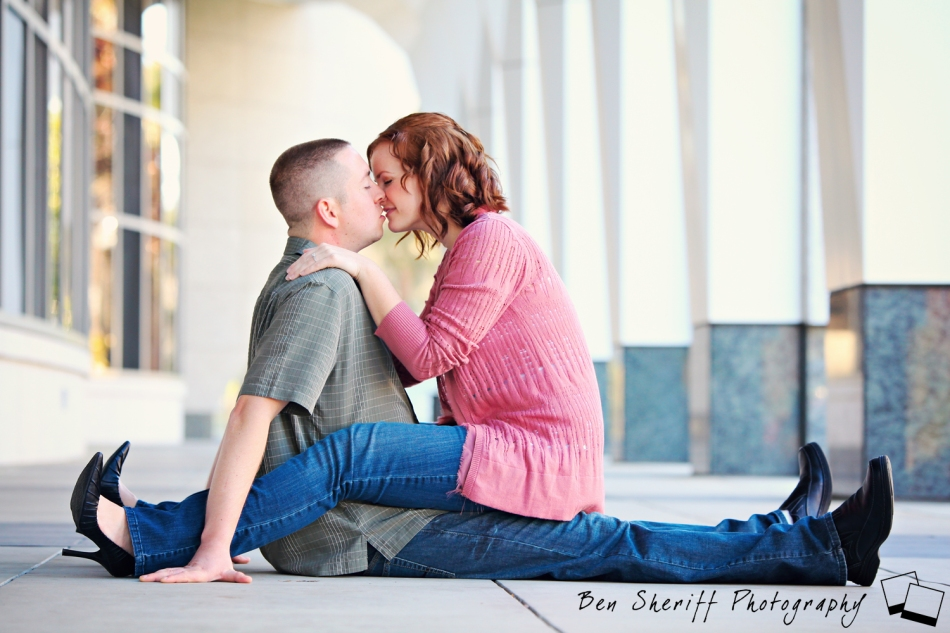 Sacramento California Engagement Photographer