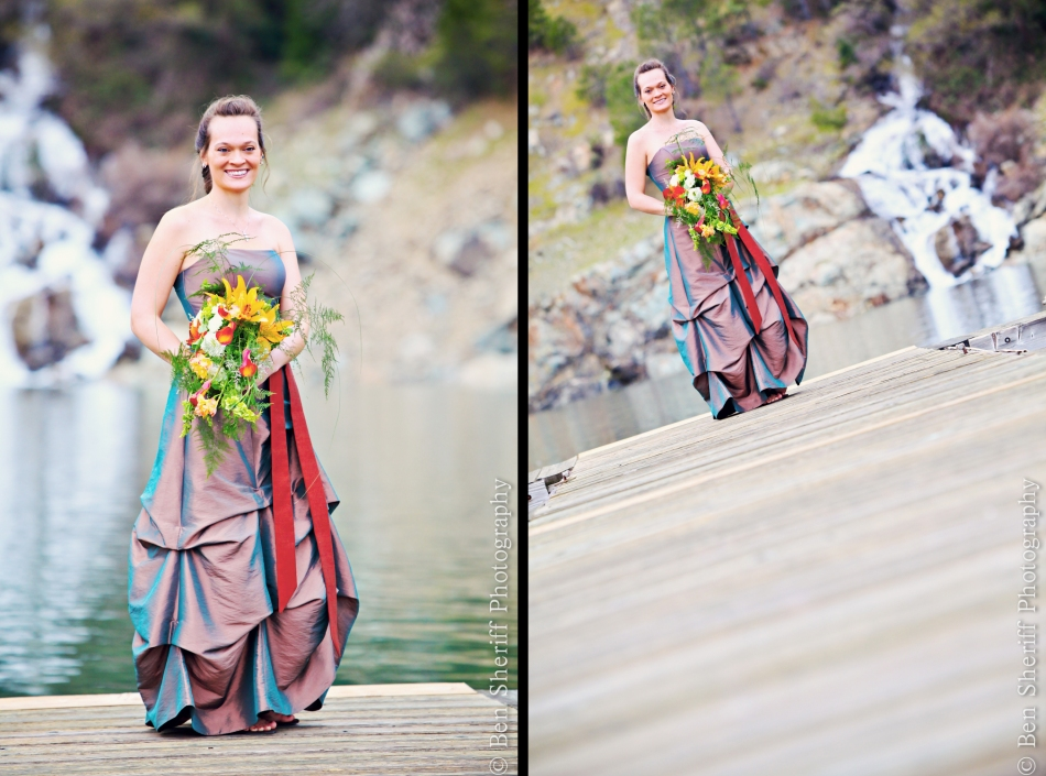 Nevada City Wedding Photography