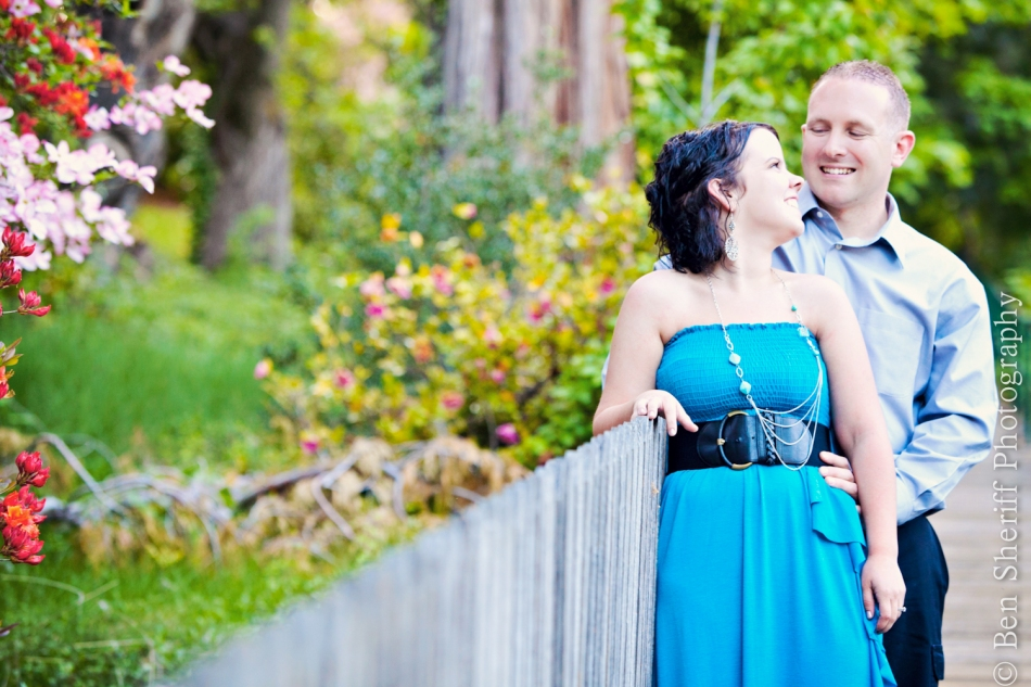 Nevada City Engagement Photography