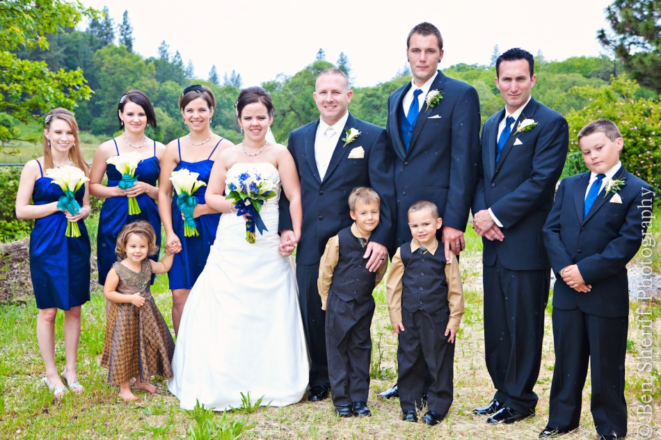 Grass Valley Wedding Photography